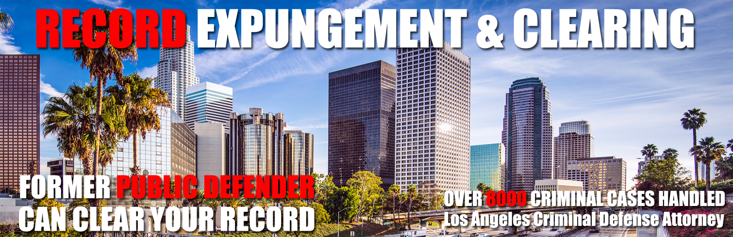 Record Expungement